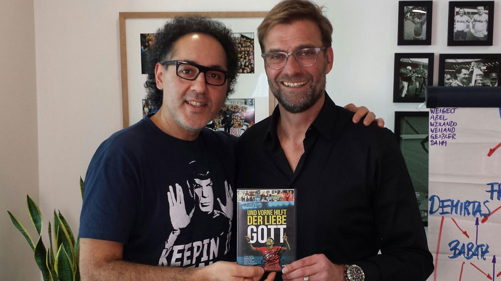 kloppo DVD David