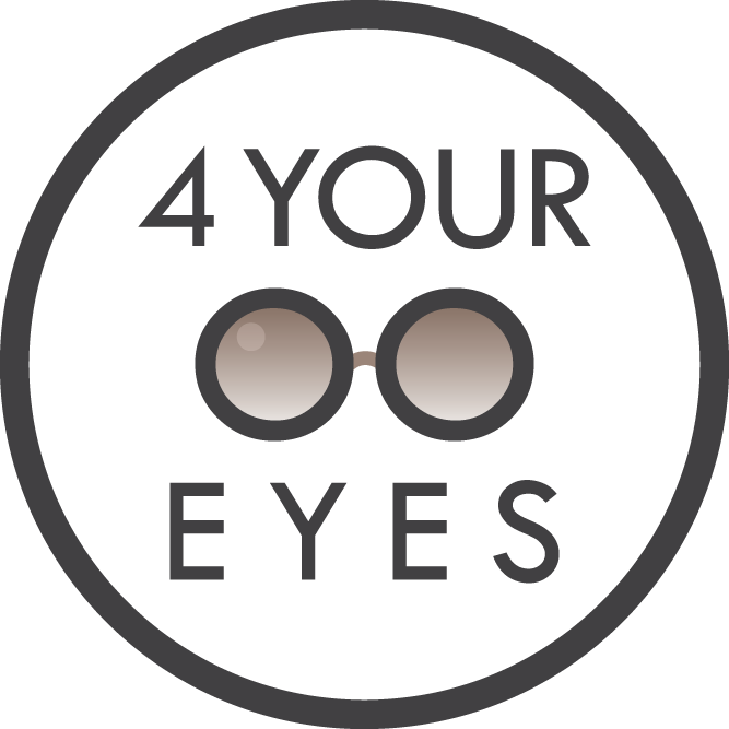 4 YOUR EYES Logo endf rund